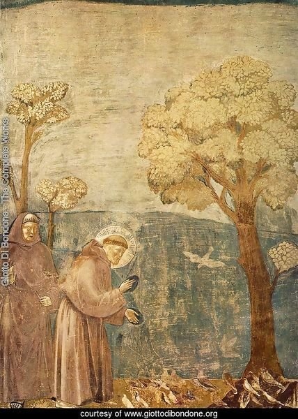 Legend of St Francis