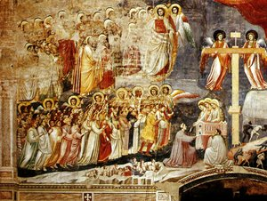 Cappella Scrovegni a Padova, Life of Christ, Last Supper