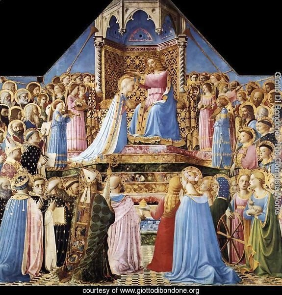 Coronation of the Virgin 2