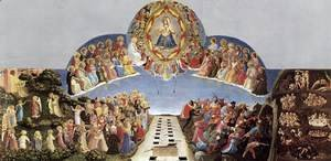 Giotto Di Bondone - Last Judgement