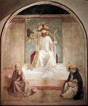 Giotto Di Bondone - Mocking of Christ