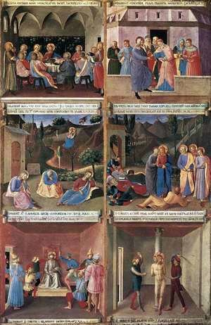 Giotto Di Bondone - Paintings for the Armadio degli Argenti 2