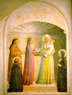 Giotto Di Bondone - Presentation of Jesus in the Temple