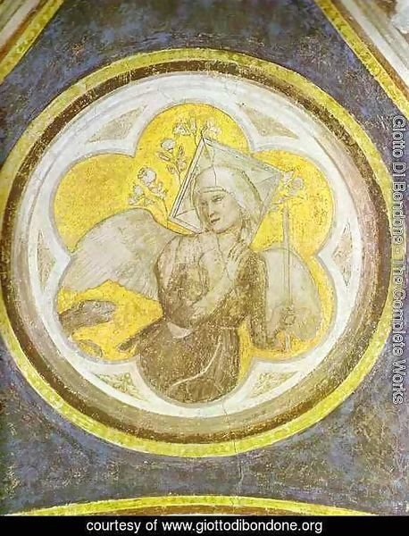 Allegory Of Chastity 1320s