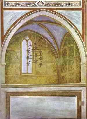 Giotto Di Bondone - The Coretti (The Secret Chapels) 1304-1306