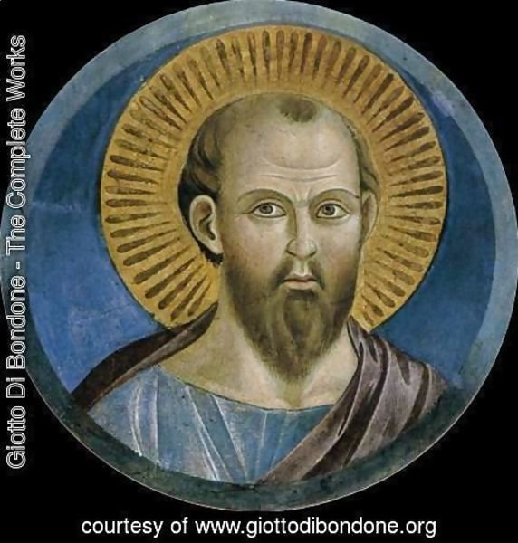 Giotto Di Bondone - St. Paul