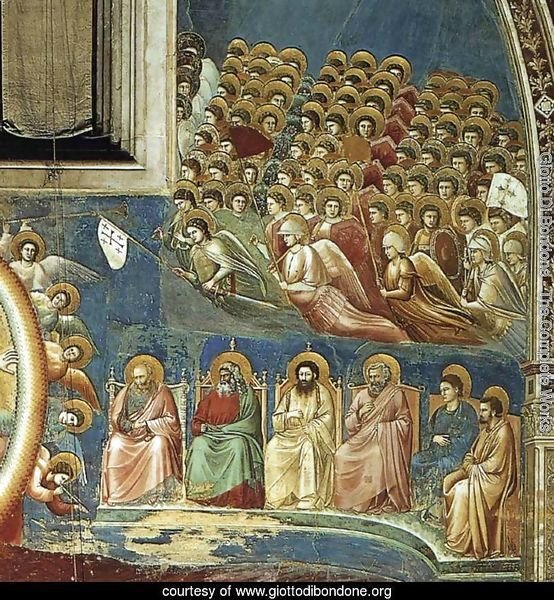 Last Judgment (detail 3) 1306