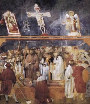 Legend of St Francis- 22. Verification of the Stigmata 1300